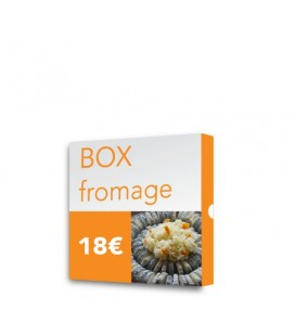 Box fromage 18€