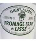 Fromage blanc lissé