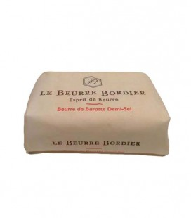 Beurre demi-sel Bordier